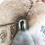 Ancient Tunnel of Vilnius,, will be shown during Vilnius Alternative Tour