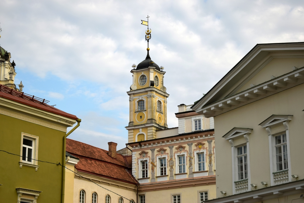 Vilnius Free Old Town Tour, Vilnius University