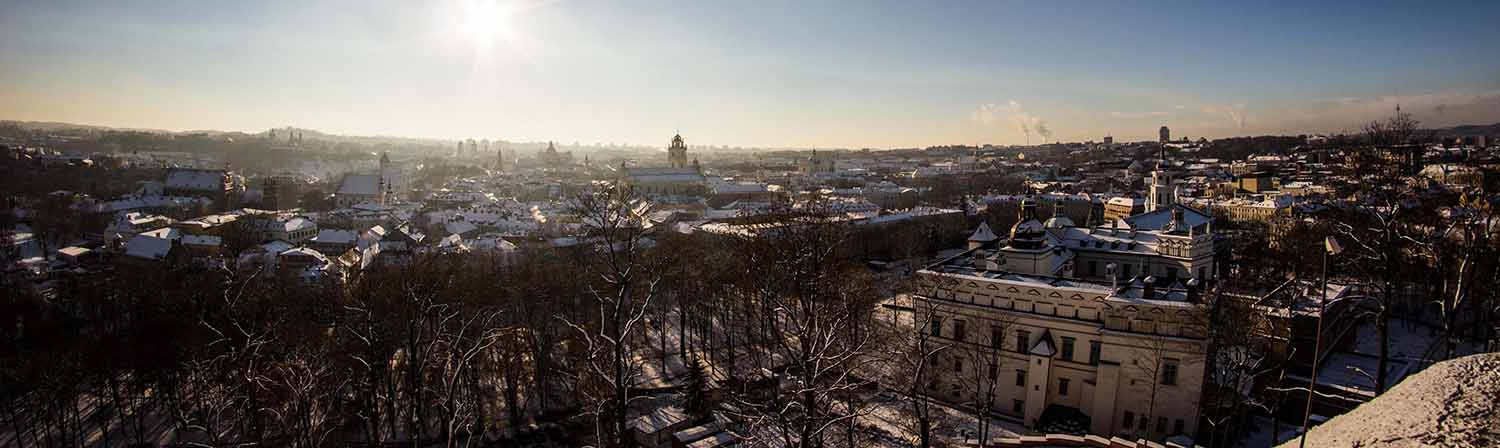 Things to do in Vilnius in January